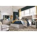 Magnussen Home Pacifica California King Bedroom Group - Item Number: 4771 CK Bedroom Group 5