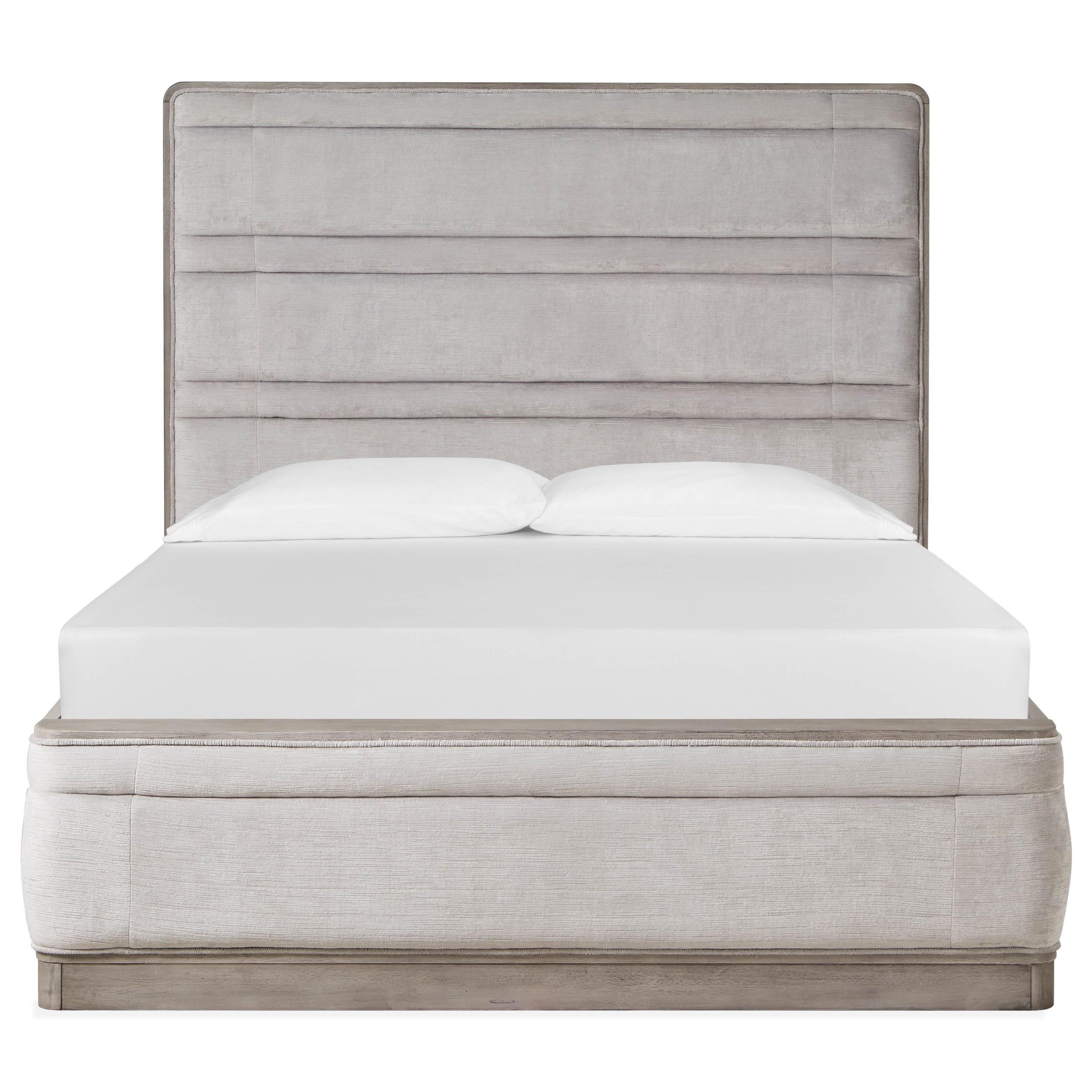Upholstered California King Bed