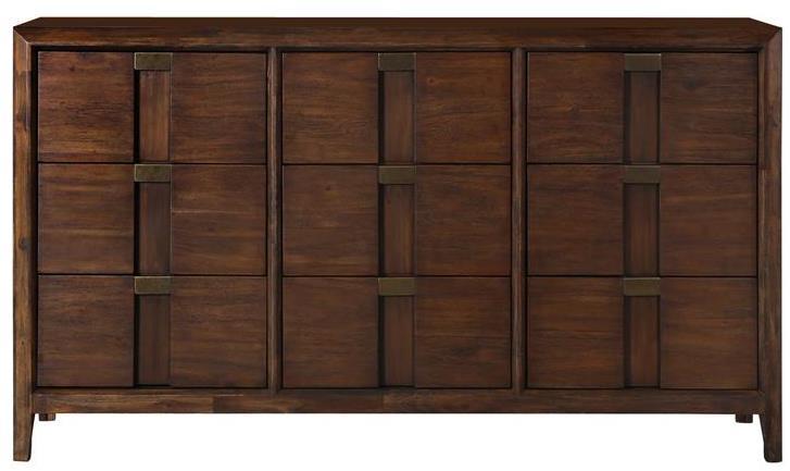 Belfort Select Echo Drawer Dresser - Item Number: B3267-20