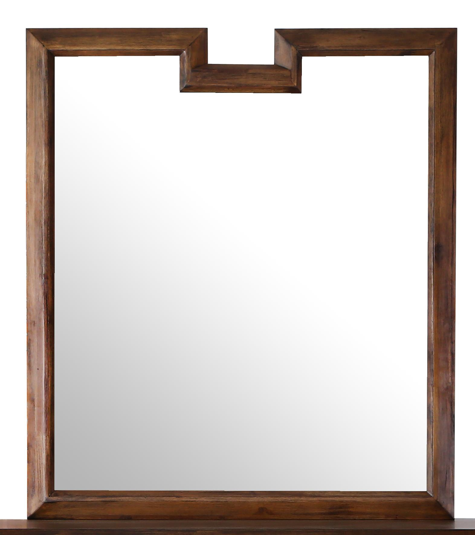 Belfort Select Echo Portrait Mirror - Item Number: B3267-42