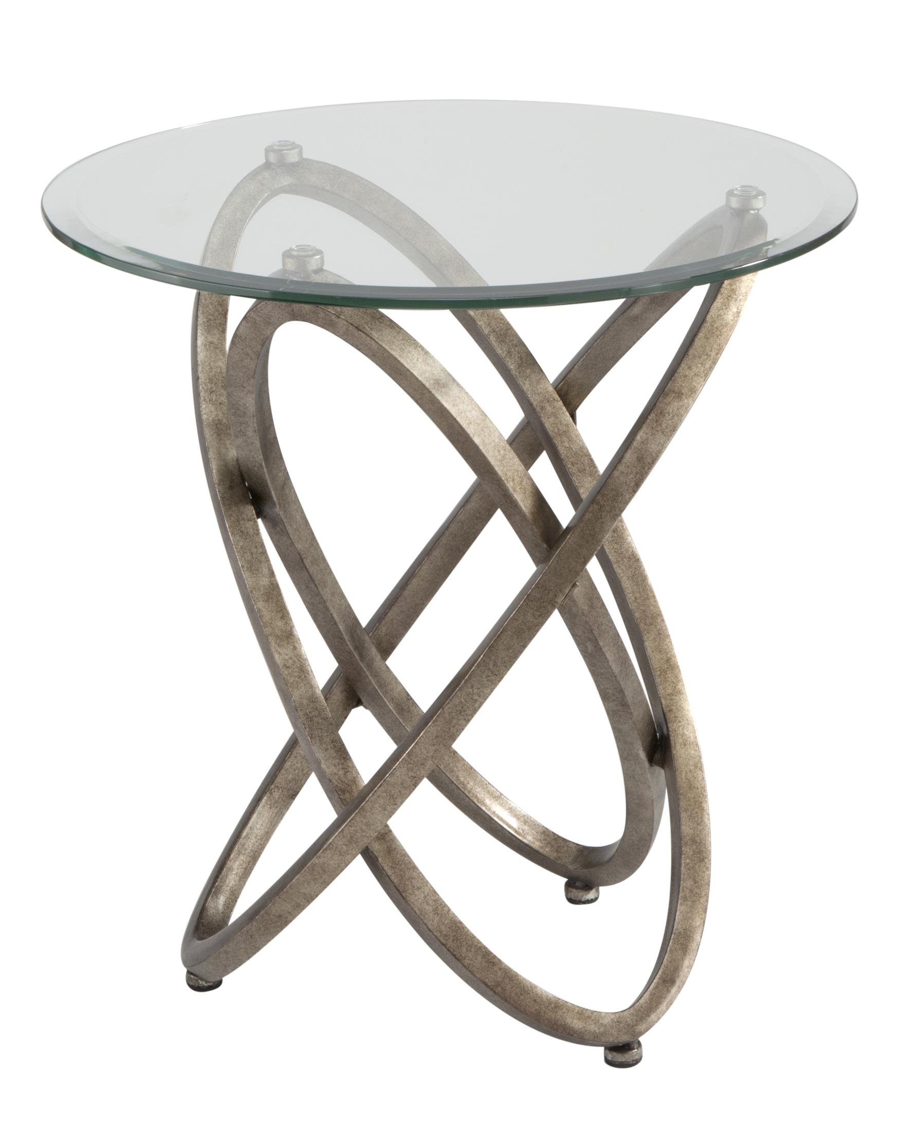 Magnussen Home Escala Round End Table - Item Number: T3494-05