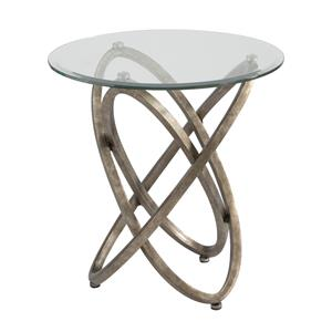 Magnussen Home Escala Round End Table