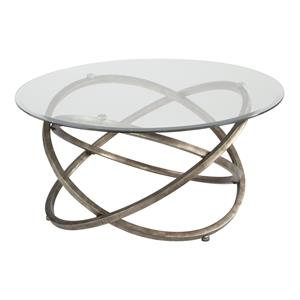 Magnussen Home Escala Round Cocktail Table