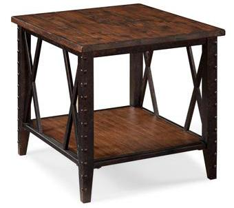 Magnussen Home Fleming End Table - Item Number: T1908-03