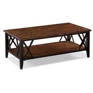 Magnussen Home Fleming Cocktail Table