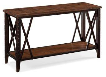 Magnussen Home Fleming Sofa Table - Item Number: T1908-73