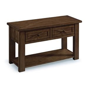Magnussen Home Fraser Rectangular Sofa Table