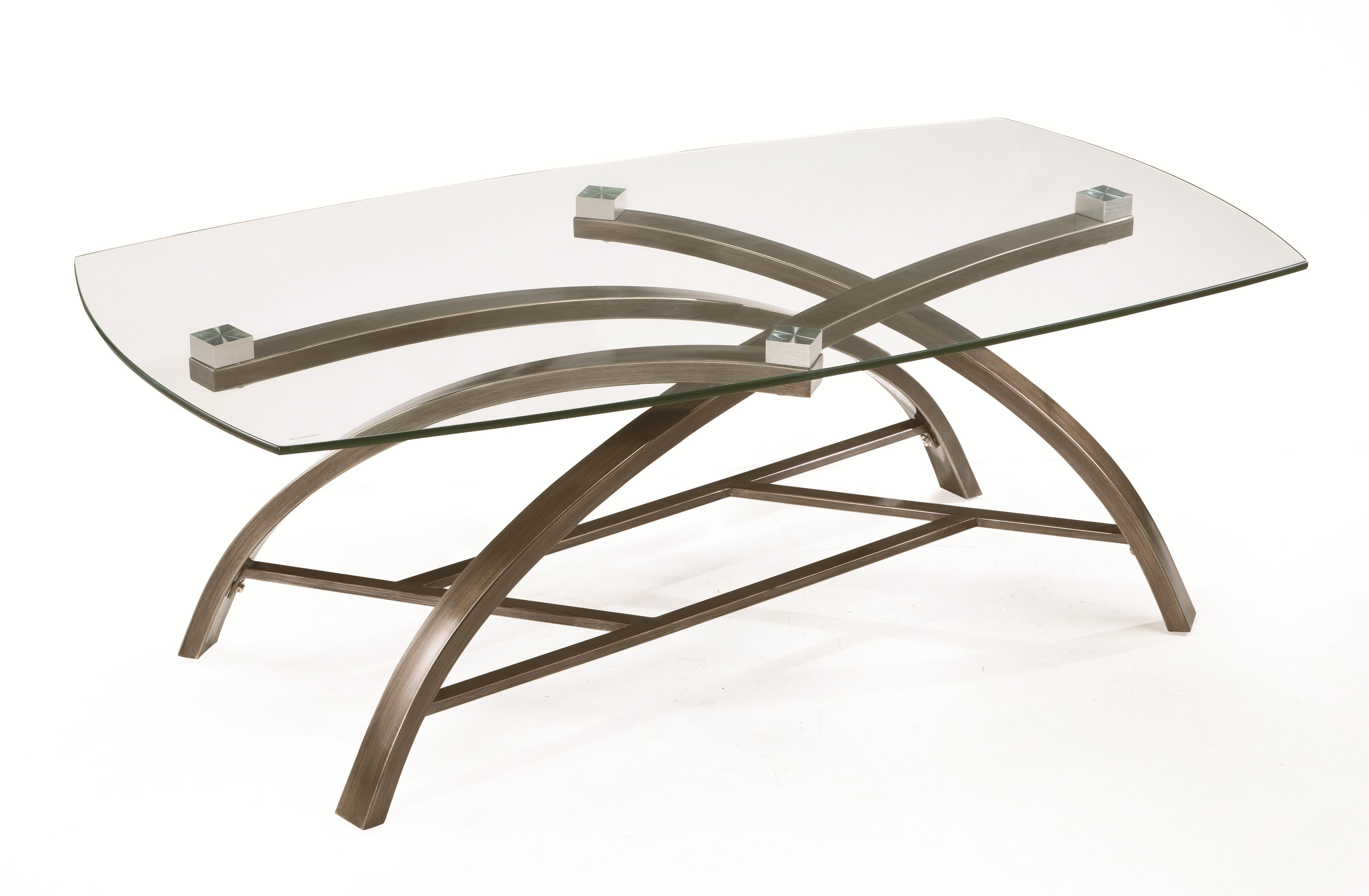 Magnussen Home Frisco Rectangular Cocktail Table - Item Number: T2700-43B+43T