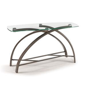 Magnussen Home Frisco Rectangular Sofa Table