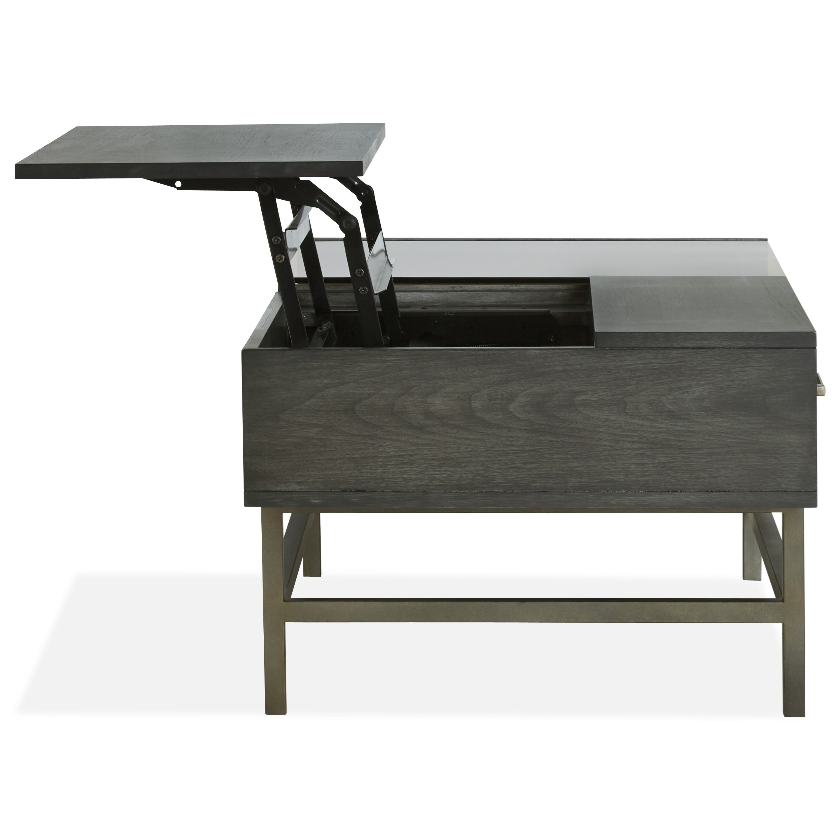 Magnussen Home Fulton MH Mid-Century Modern Lift Top