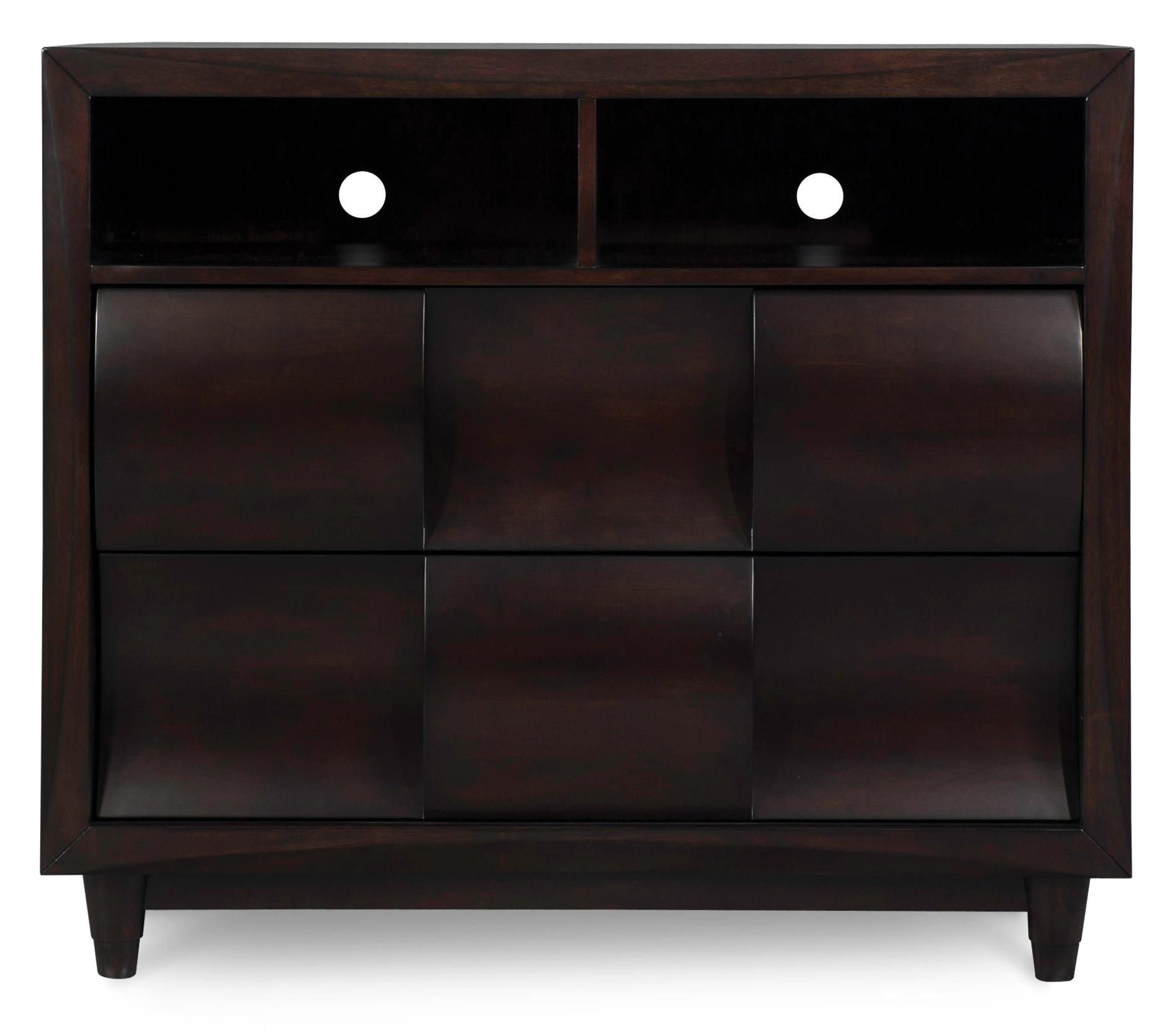 Belfort Select Cosmo Media Chest - Item Number: B1794-36