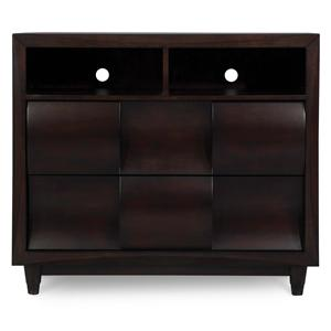 Morris Home Furnishings Fairfield Fairfield Media Chest