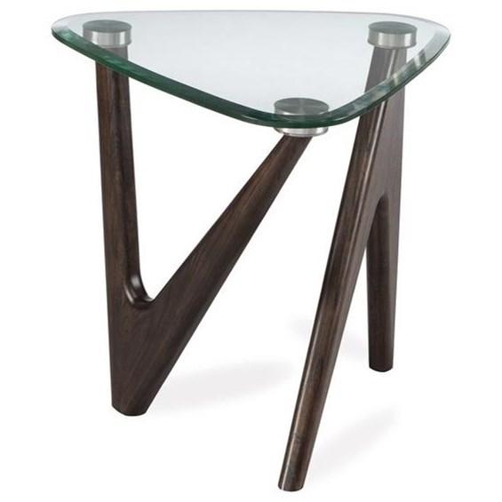Magnussen Home Garvin Pie End Table - Item Number: T3767-25