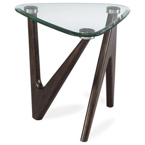 Magnussen Home Garvin Pie End Table