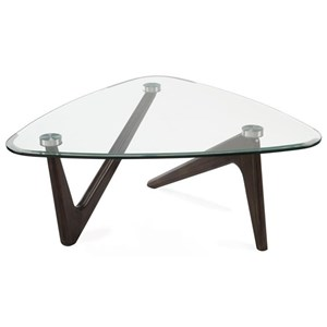 Magnussen Home Garvin Pie Cocktail Table