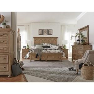 Magnussen Home Graham Hills Queen Bedroom Group