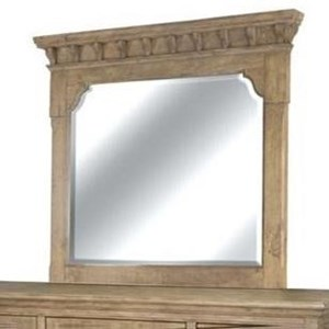Morris Home Furnishings Thorndale Thorndale Mirror