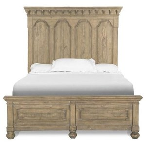 Morris Home Furnishings Thorndale Thorndale Queen Panel Bed