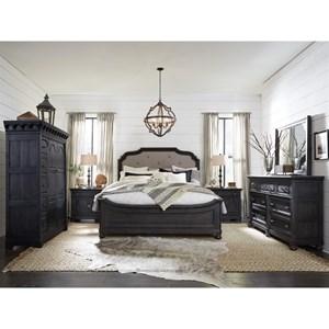 Magnussen Home Bedford Corners Queen Bedroom Group