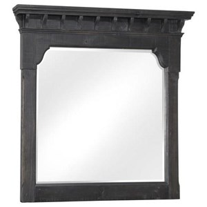 Magnussen Home Bedford Corners Portrait Mirror