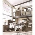 Magnussen Home Granada Hills California King Bedroom Group - Item Number: B4592 CK Bedroom Group 3