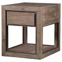 Magnussen Home Granada Hills Rectangular End Table - Item Number: T4592-02