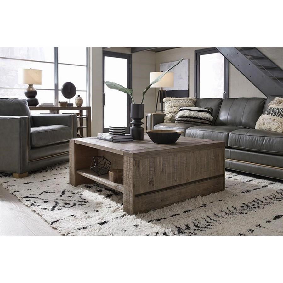 Magnussen Home Granada Hills T4592-50 Industrial Lift Top