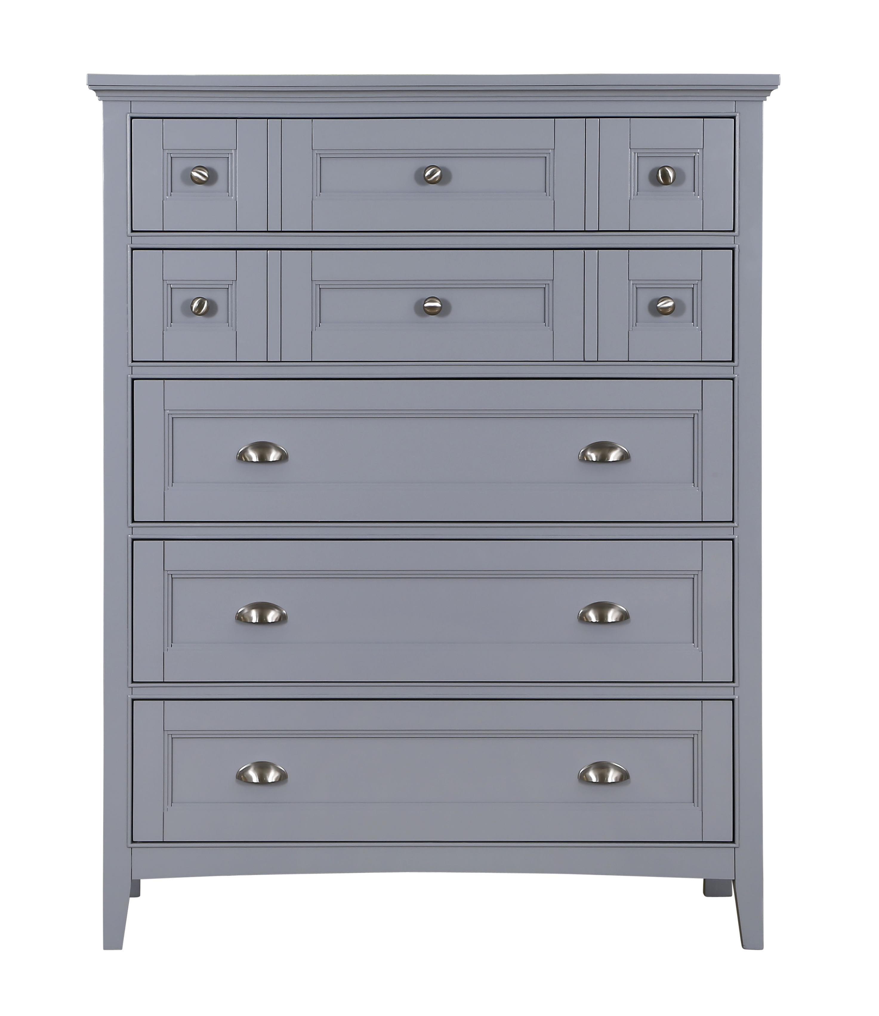 Magnussen Home Mason Drawer Chest - Item Number: B3572-10