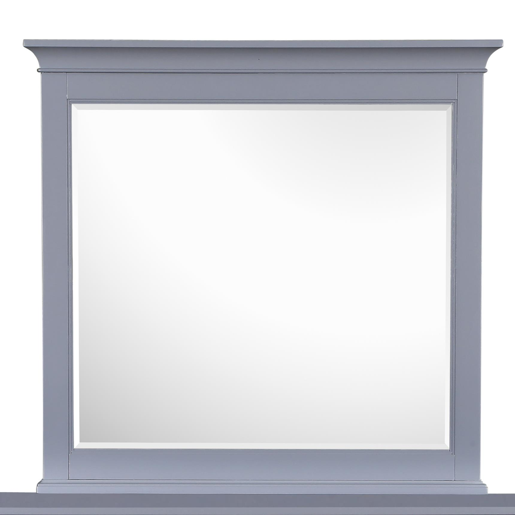 Magnussen Home Mason Landscape Mirror - Item Number: B3572-22