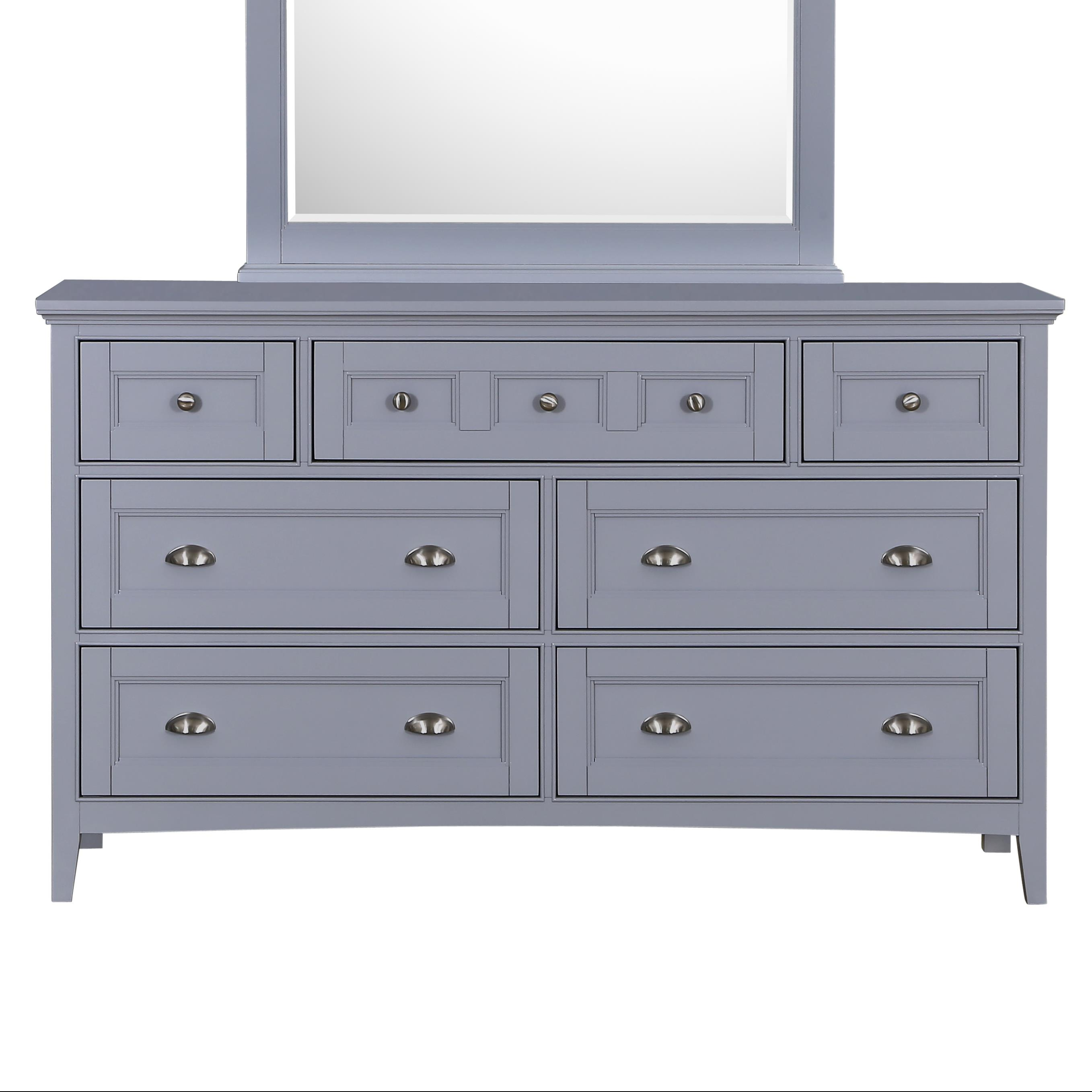Magnussen Home Mason Double Drawer Dresser - Item Number: B3572-22