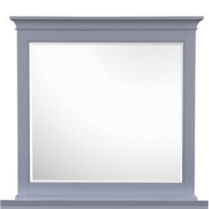 Magnussen Home Mason Landscape Mirror