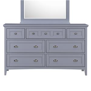 Magnussen Home Mason Double Drawer Dresser