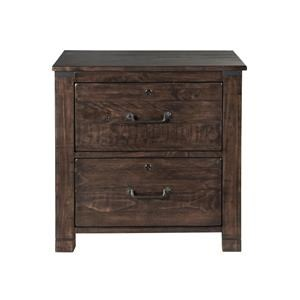 Magnussen Home Pine Hill Lateral File