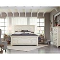 Belfort Select Magnolia Park Queen Bedroom Group - Item Number: B3681 Q Bedroom Group 3