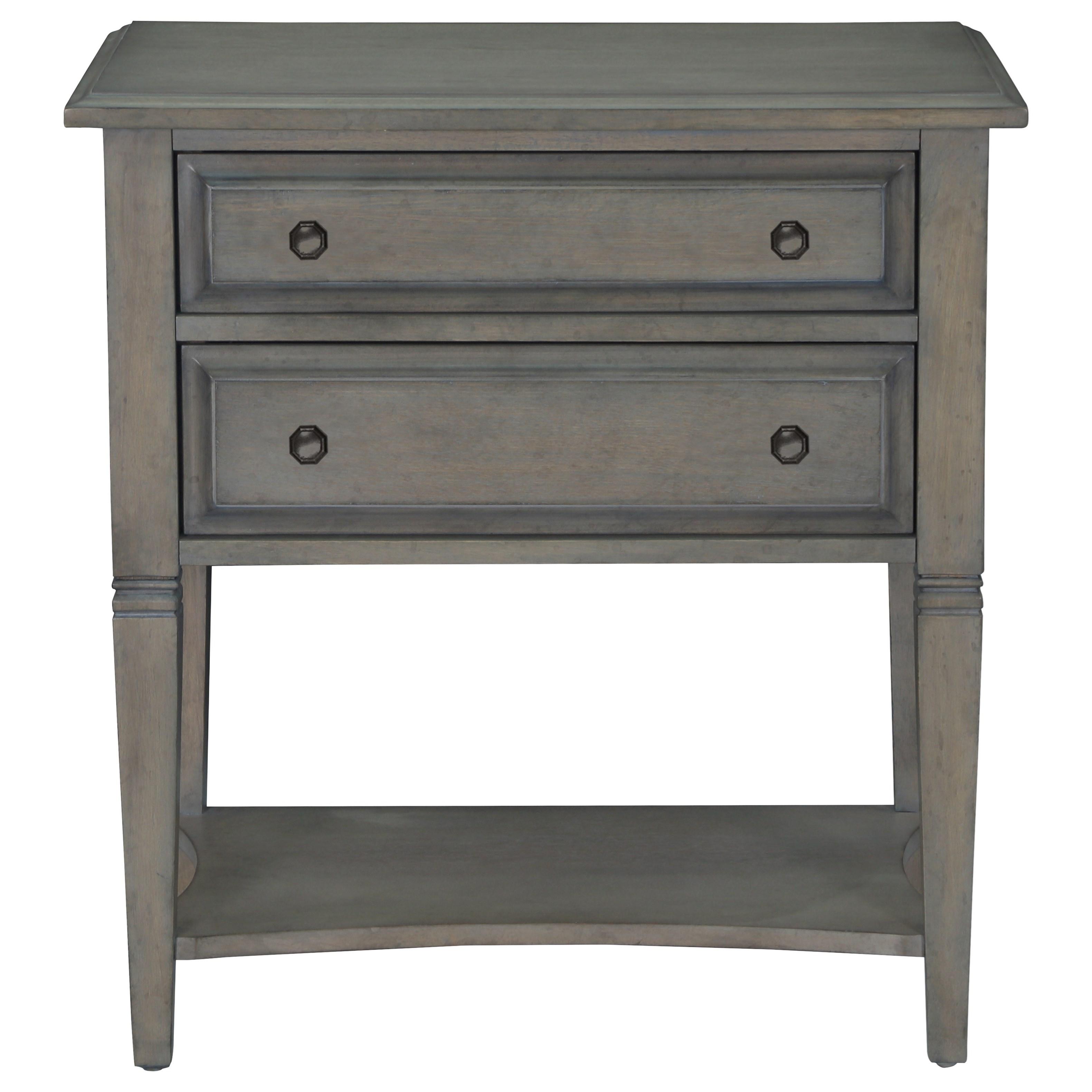 Belfort Select Magnolia Park Leg Nightstand - Item Number: B3681-05