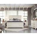 Belfort Select Magnolia Park Six Drawer Dresser and Square Mirror Set