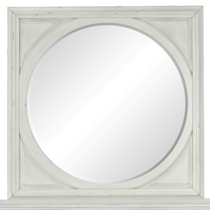 Belfort Select Magnolia Park Square Mirror