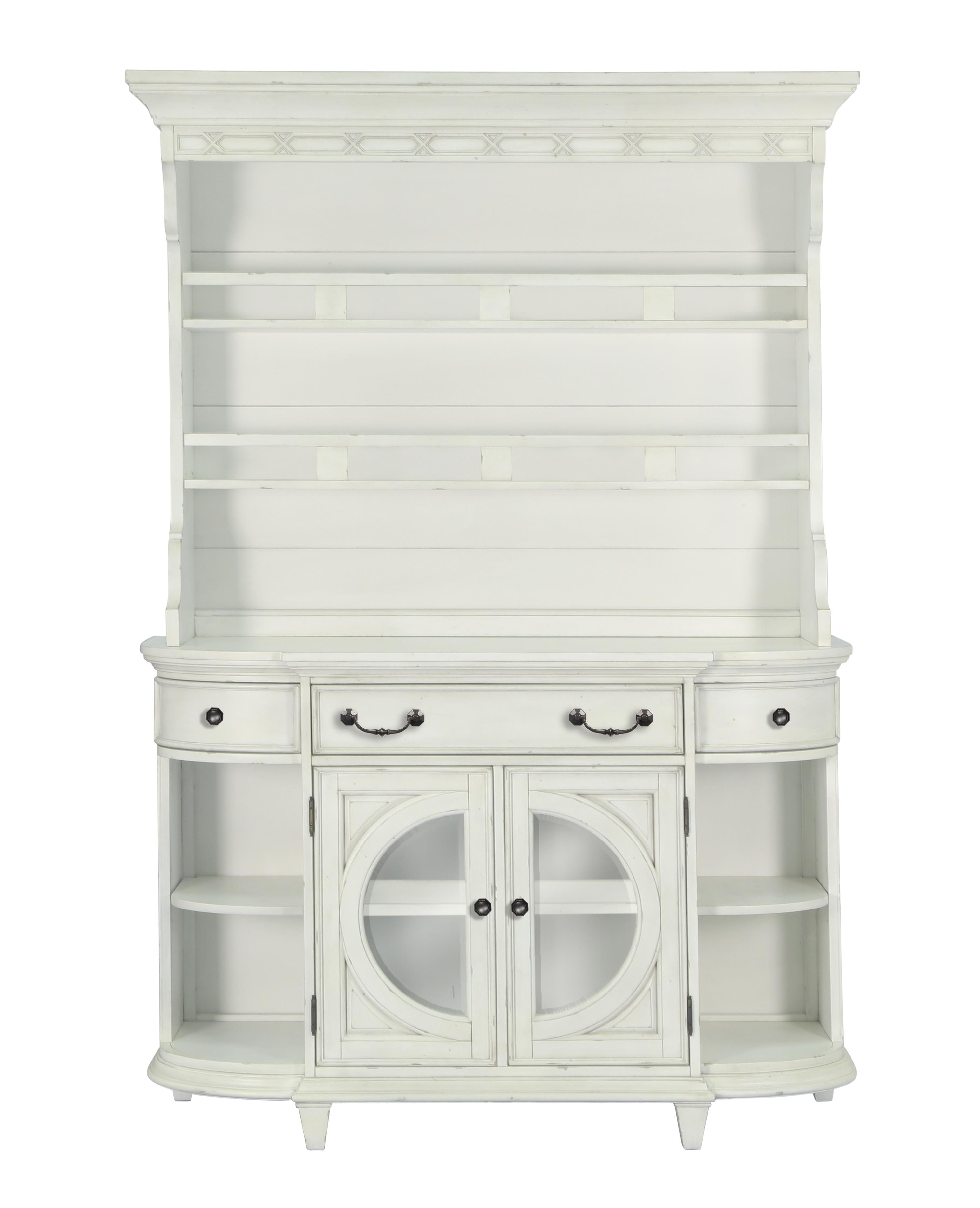 Belfort Select Magnolia Park Buffet with Hutch - Item Number: D3681-14C
