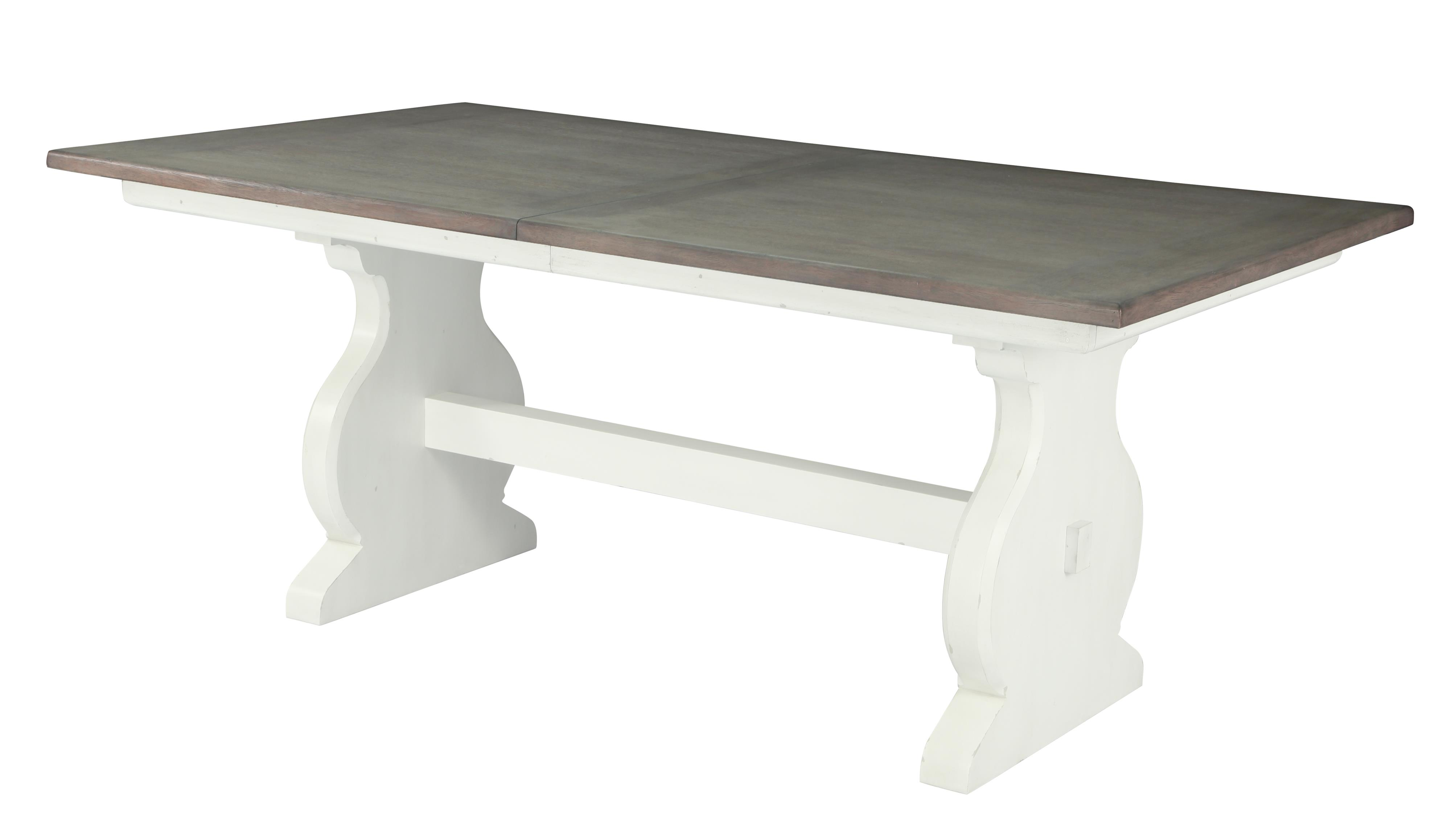 Belfort Select Magnolia Park Rectangular Dining Table - Item Number: D3681-21