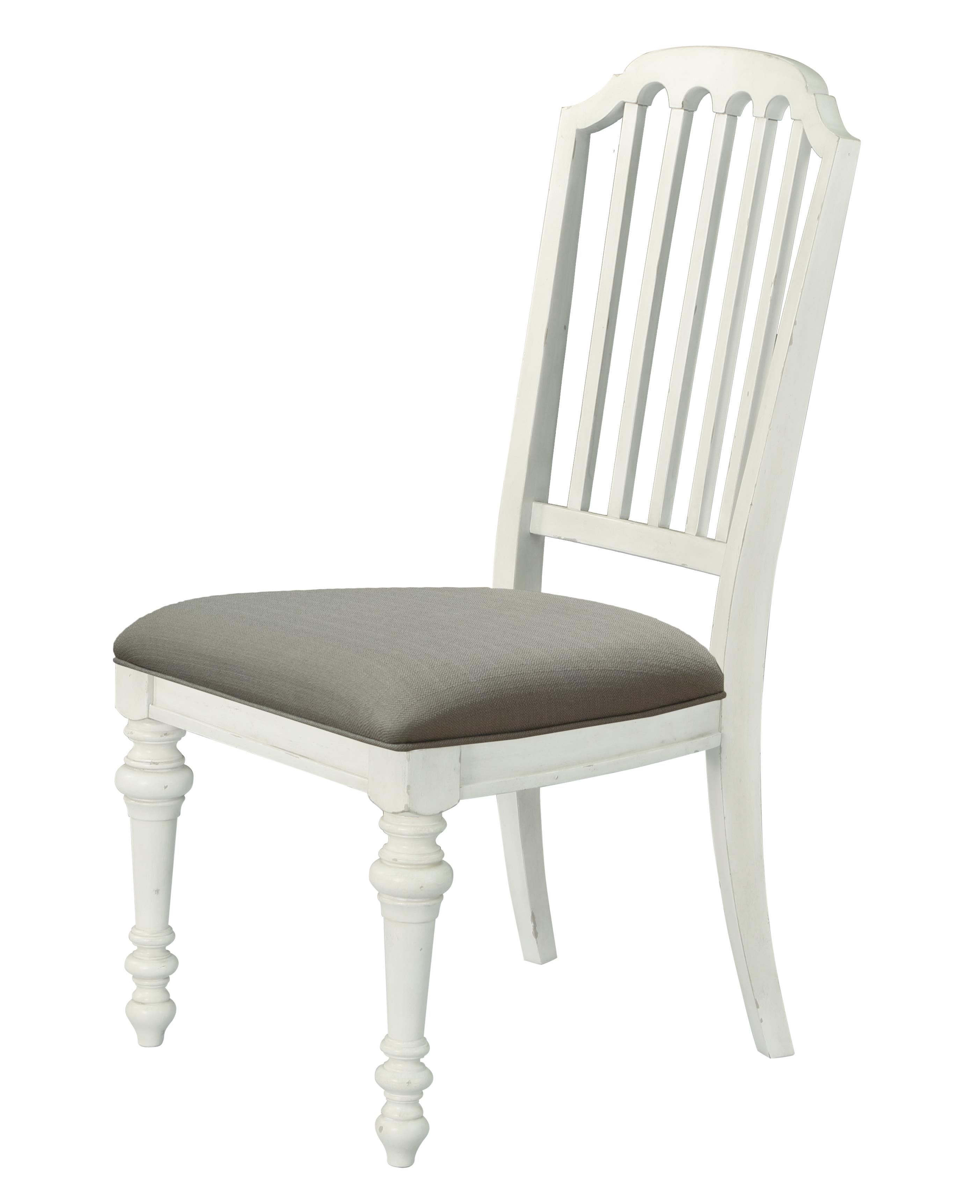 Belfort Select Magnolia Park Dining Side Chair with Upholstered Seat - Item Number: D3681-62