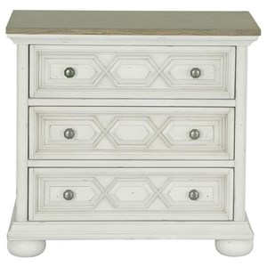 Magnussen Home Belinda Accent Nightstand