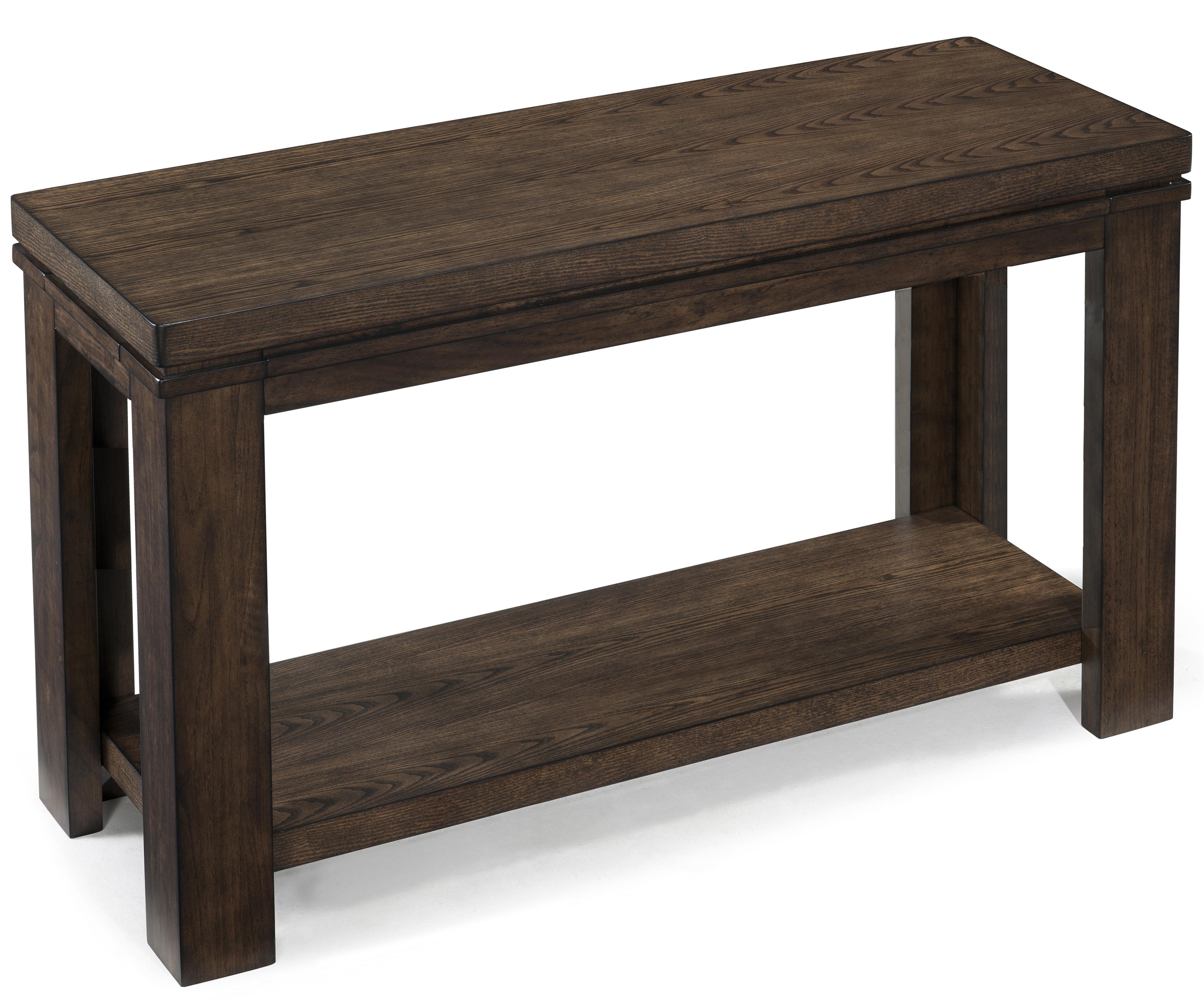 Magnussen Home Harbridge Rectangular Sofa Table - Item Number: T2284-73