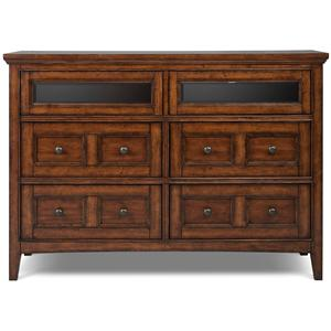Magnussen Home Hanover Media Chest