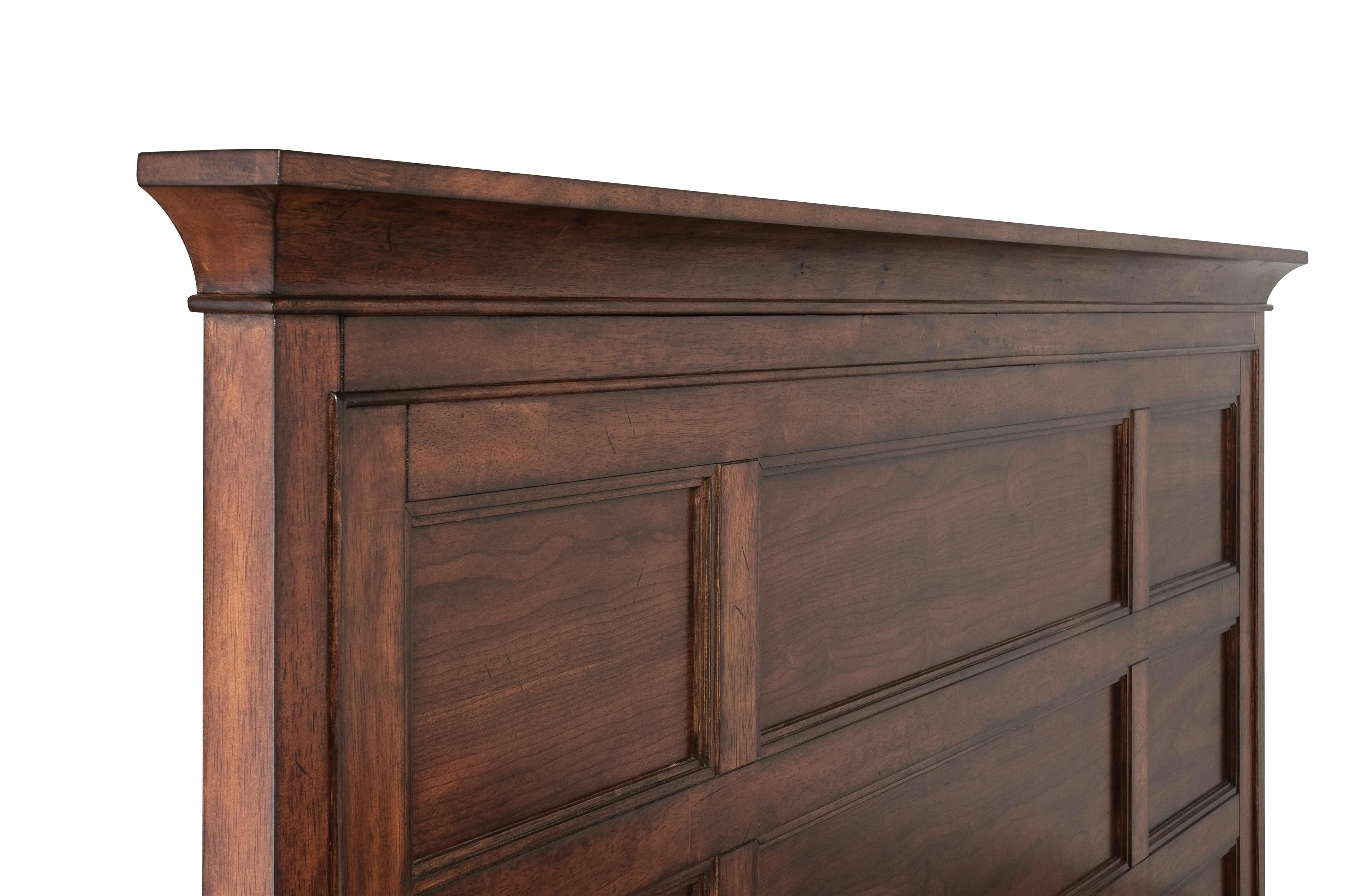 Harrison Queen Panel Bed By Magnussen Home Wolf Furniture
