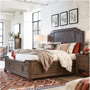 King Provence Bed