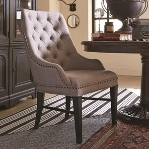 UpholsteredArm Chair