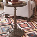 Magnussen Home Jefferson Market Round Accent Table - Item Number: T4381-35