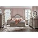 Magnussen Home Jocelyn Queen Bedroom Group  - Item Number: B5135 Q Bedroom Group 2