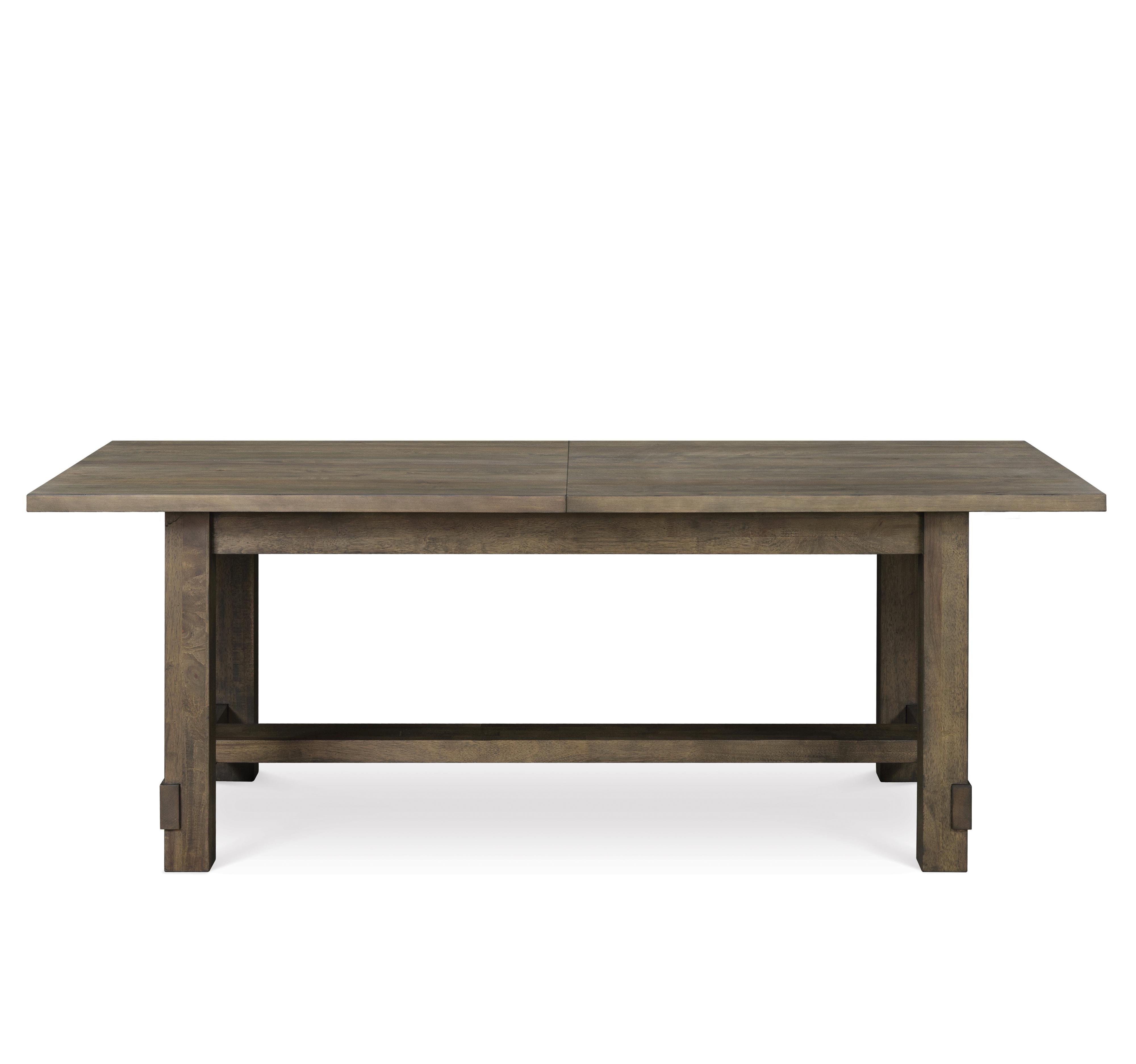 Magnussen Home Karlin Rectangular Dining Table - Item Number: D2471-20