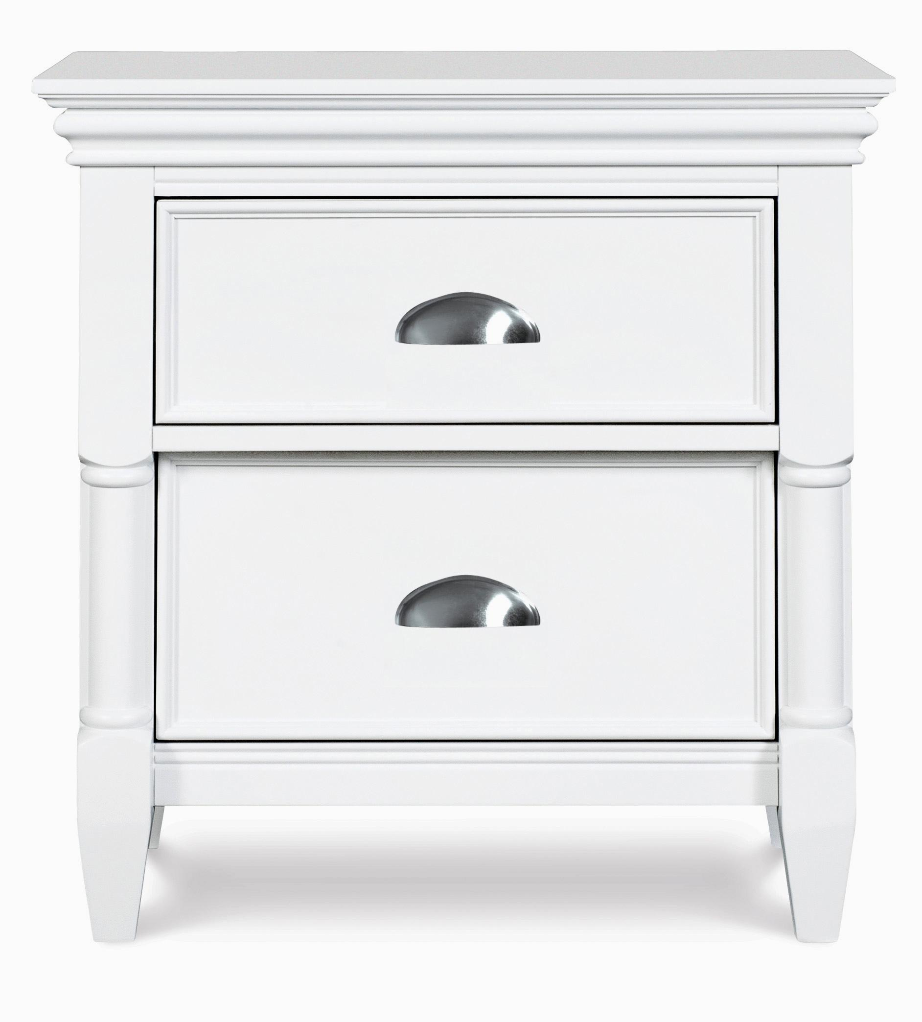 Magnussen Home Kasey  Drawer Nightstand - Item Number: B2026-01